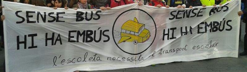 Comissió Transport Escolar