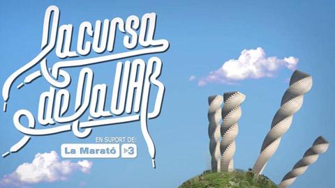 Cursa de la UAB amb La Marató de TV3