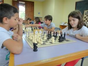 Escacs Infancia