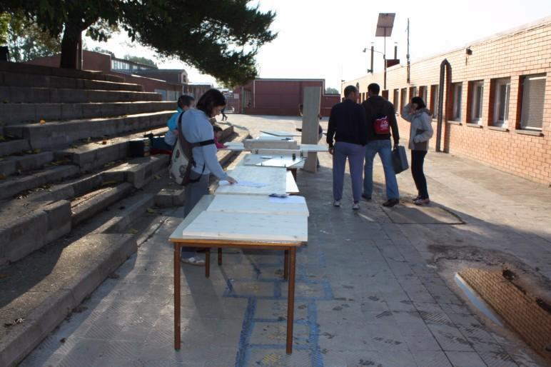 Preparant plafons