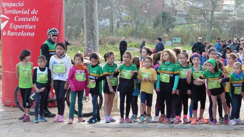 Graella dels sortida de nenes del 2009
