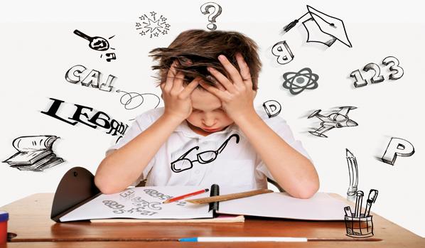 Dificultats d'aprenentatge