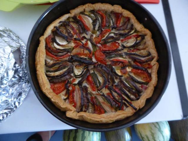 Pastís de Ratatuille - Premi al pastís més original