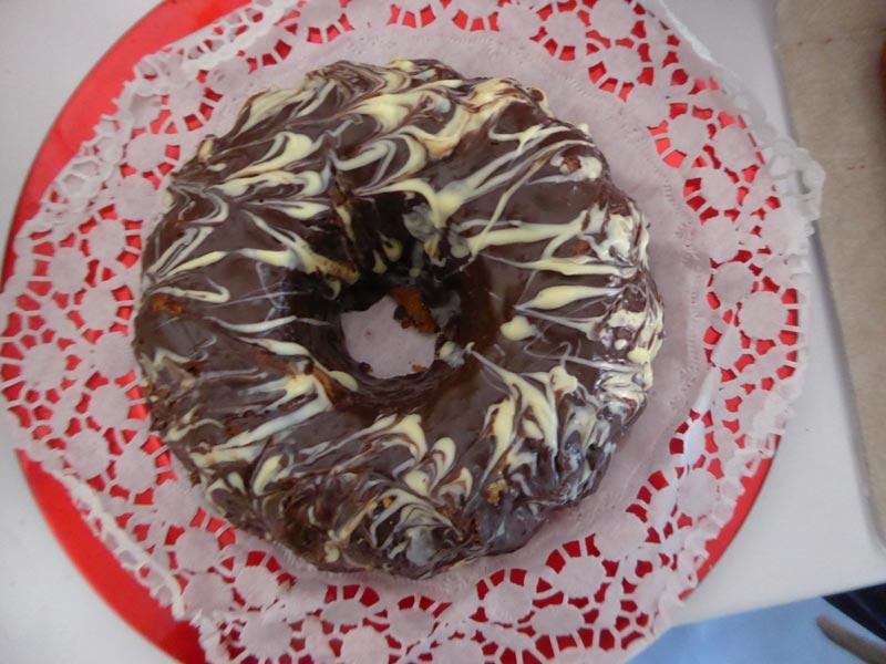Pastís de xocolata sense gluten - Premi al pastís més bo sense gluten