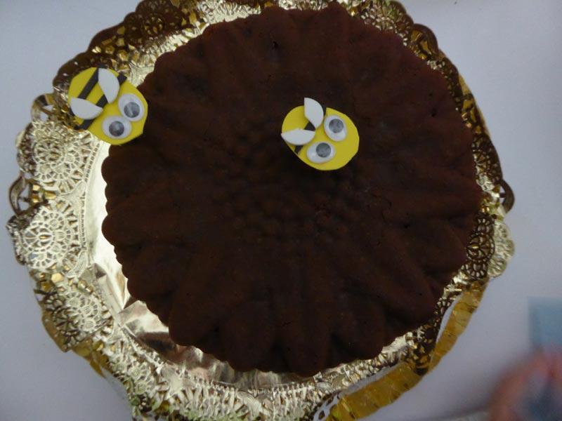 Pastís de xocolata sense gluten - Premi al Pastís més xocolatat