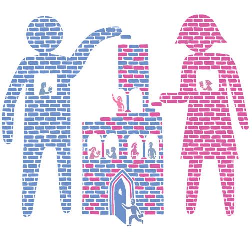 """Resultat d'imatges per a """"desigualtat de genere a l'escola"""""""